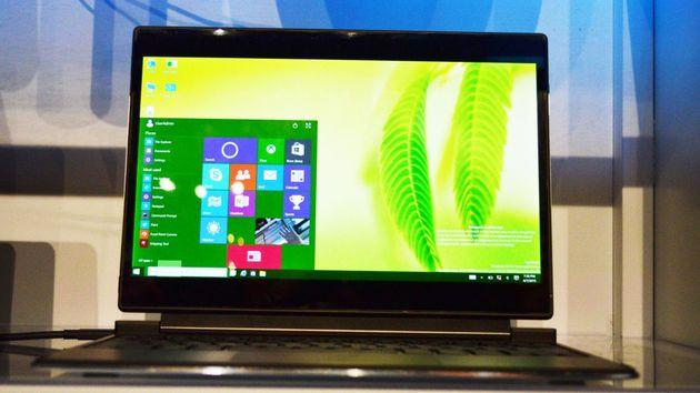 Intel - laptop z procesorem Core 6. gen Skylake