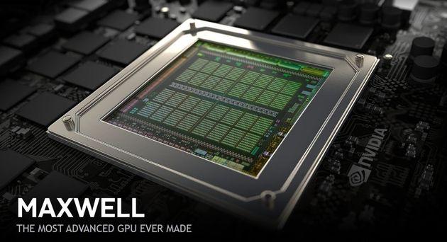 Nvidia Maxwell procesor graficzny