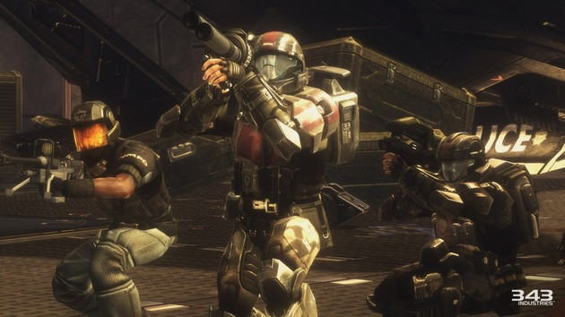 Halo 3: ODST X1