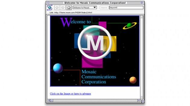 WWW Mosaic