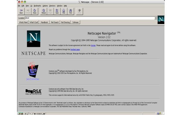 WWW Netscape