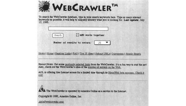 WWW WebCrawler