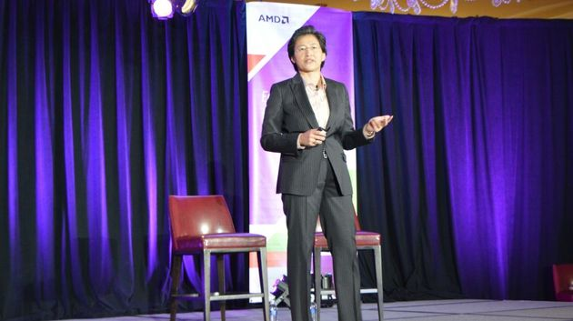 Dr Lisa Su - CEO w AMD