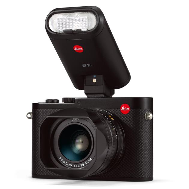 Leica Q lampa błyskowa
