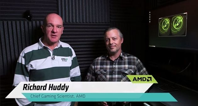 Richard Huddy - Chief Gaming Scientist AMD