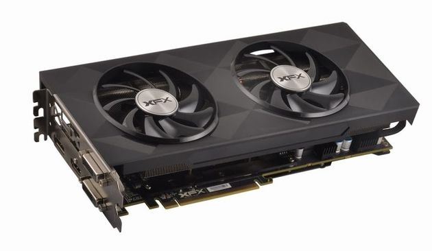 XFX Radeon R9 390X Double Dissipation karta graficzna