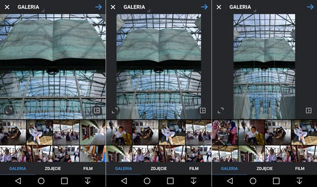 Instagram 7.5 zrzuty ekranu Android