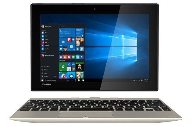 Toshiba Satellite Click 10 laptop