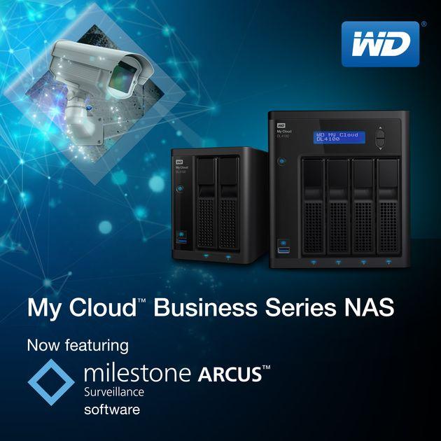 WD My Cloud Business serwer NAS