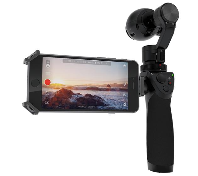DJI Osmo smartfon