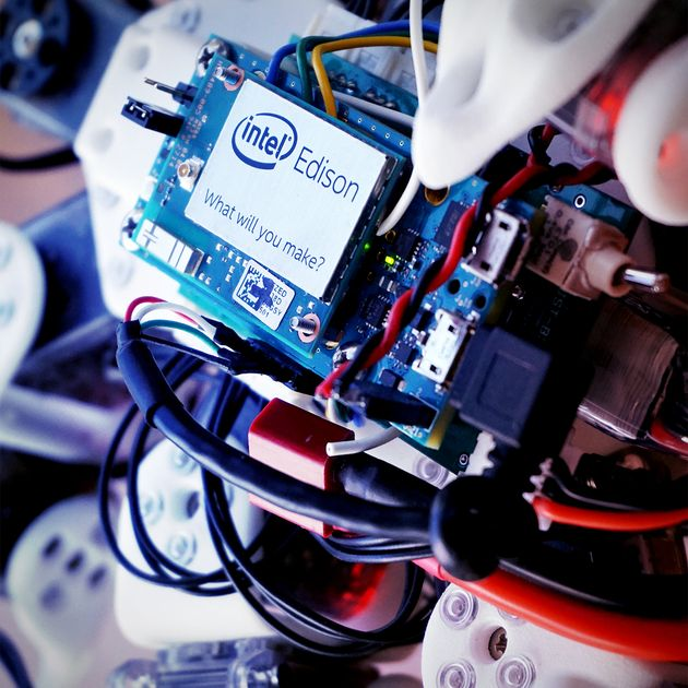 Intel Edison - projekt