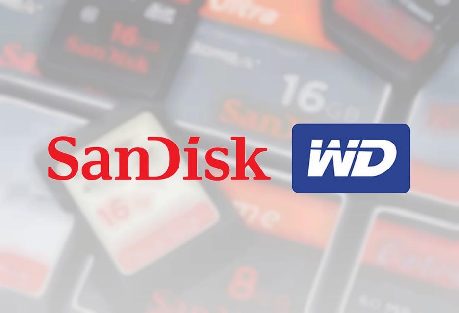 SanDisk WD