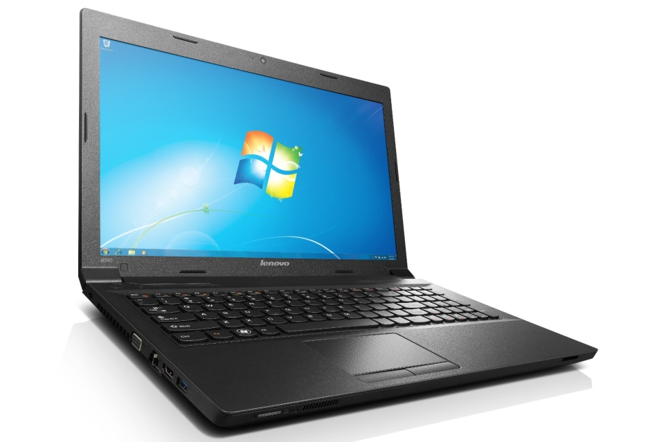 Laptop z Windows 7