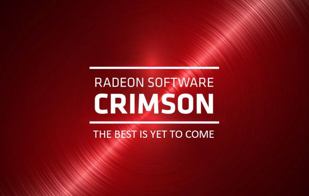 AMD Radeon Softoware Crimson Edition