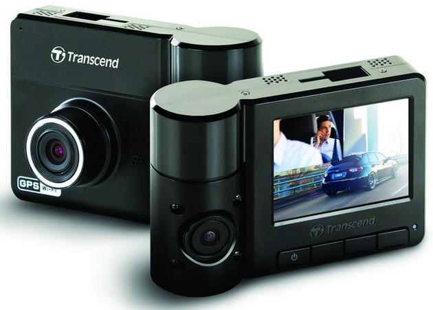 Transcend DrivePro 520 wygląd