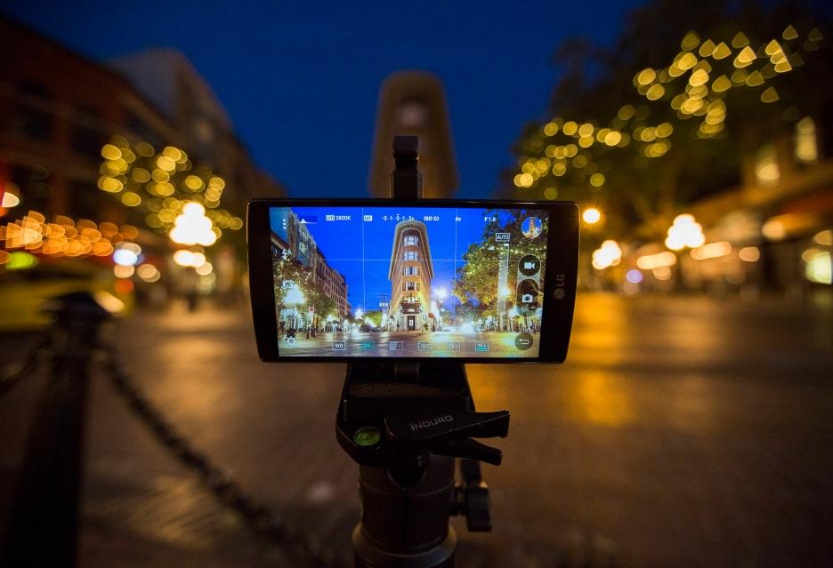 LG G5 kamera przeciek