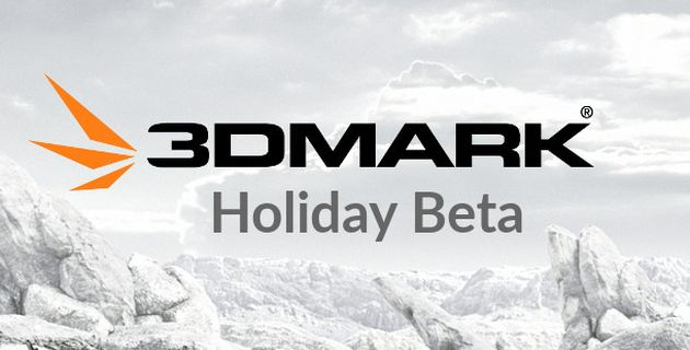 Futuremark 3DMark - Holiday beta