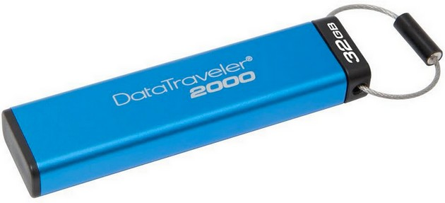 Kingston DataTraveler 2000 wygląd
