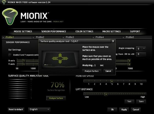 Mionix S.Q.A.T.