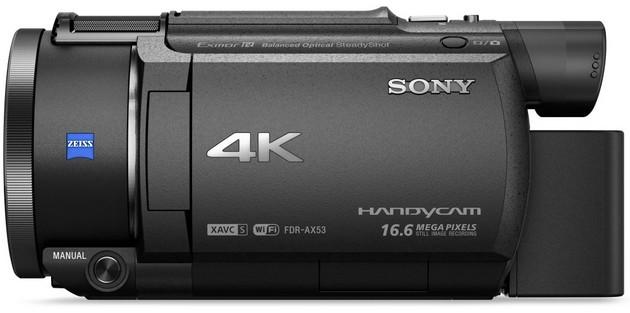 Sony AX53