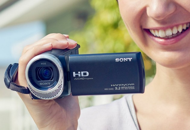 Sony CX450