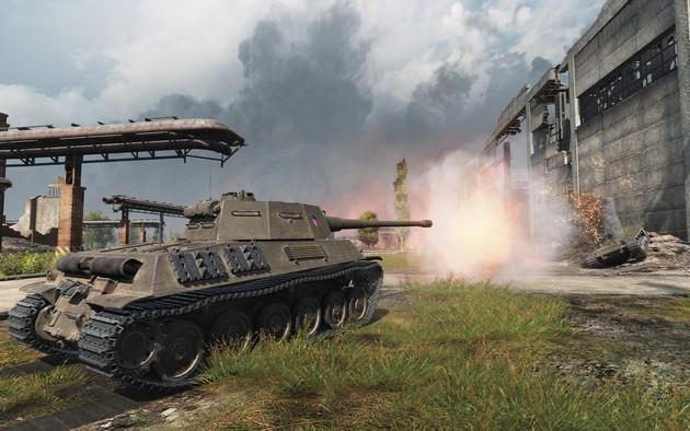 WoT 9.13 Czechoslowacja czołg