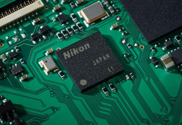 Nikon procesor AF