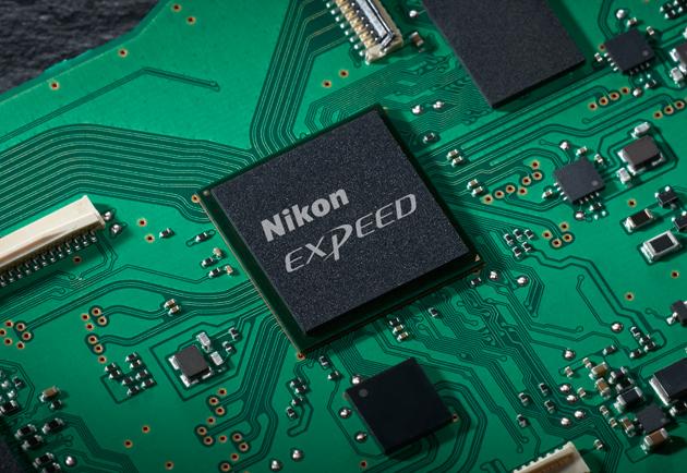Nikon Expeed 5