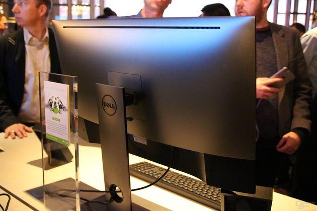 Dell UltraSharp UP3017Q monitor OLED