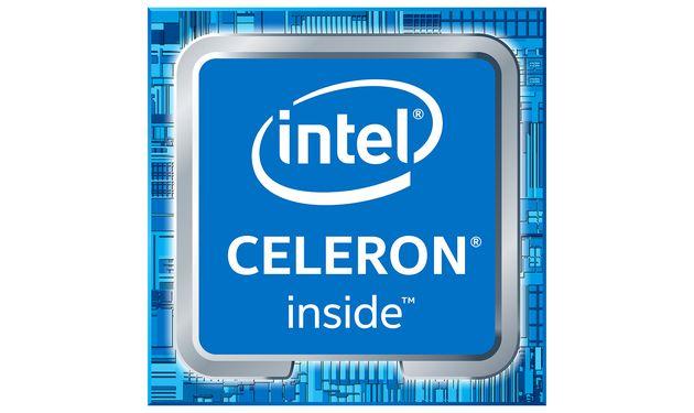 Intel Celeron Skylake procesor logo