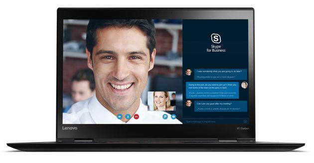 Lenovo ThinkPad X1 Carbon 2016 laptop