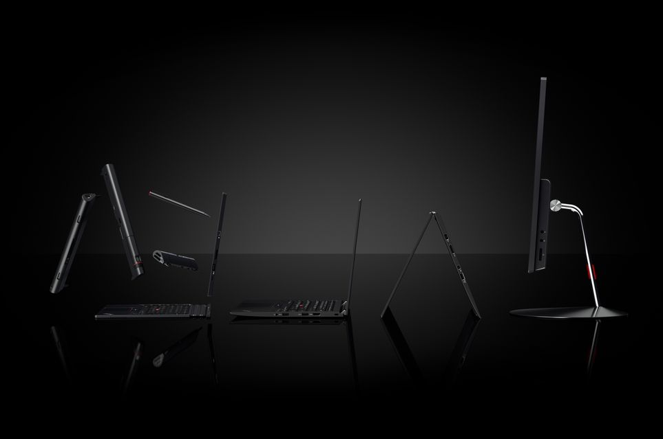 Lenovo ThinkPad X1 - nowości zaprezentowane na targach CES 2016