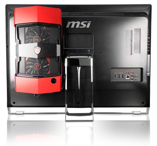 MSi Gaming 27XT komputer AIO