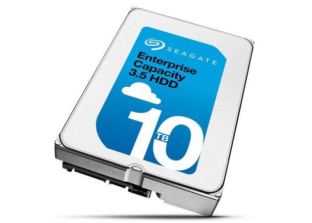 Seagate Enterprise Capacity 3.5 HDD dysk twardy 10 TB