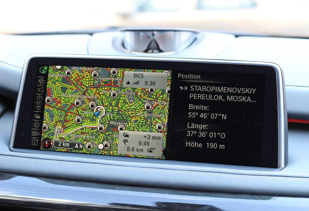 TomTom rozpoczyna współpracę z BMW i aktualizuje mapy w czasie rzeczywistym