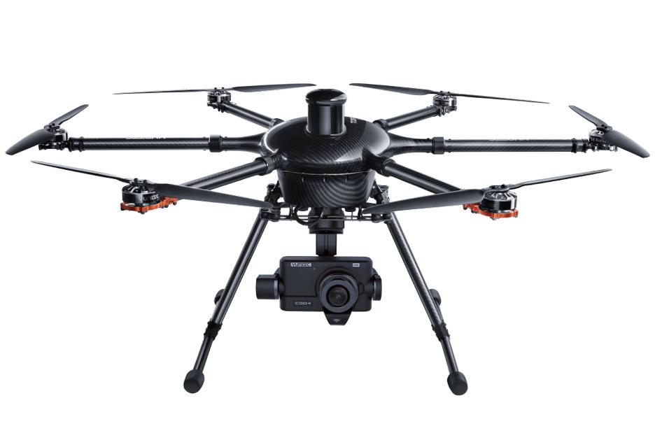 Yunnec dron