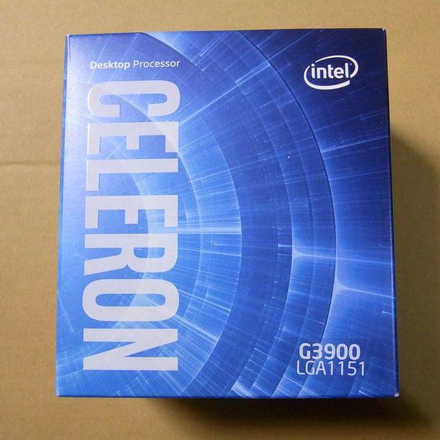 Intel Celeron G3900 procesor