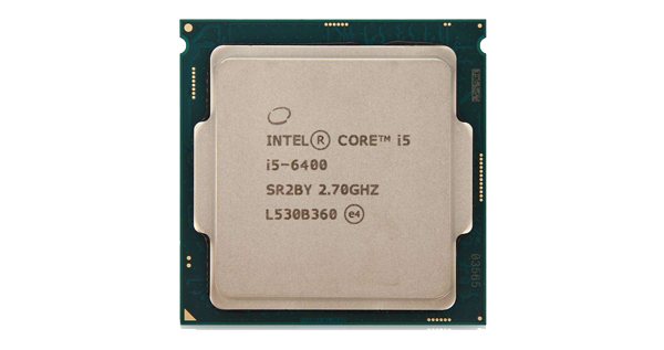 Intel Core i5 6400 procesor