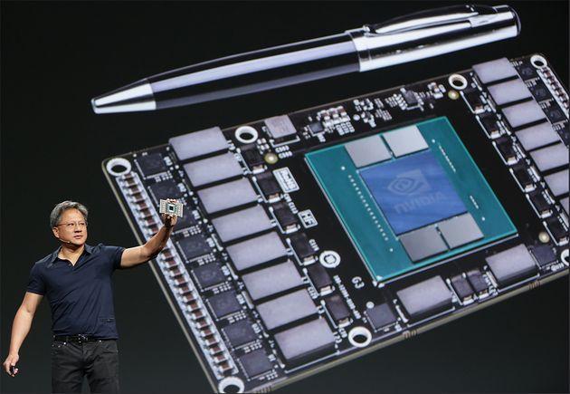 Nvidia Pascal - prototyp układu graficznego