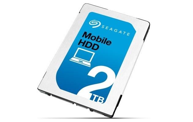 Seagate Mobile HDD 2TB dysk twardy