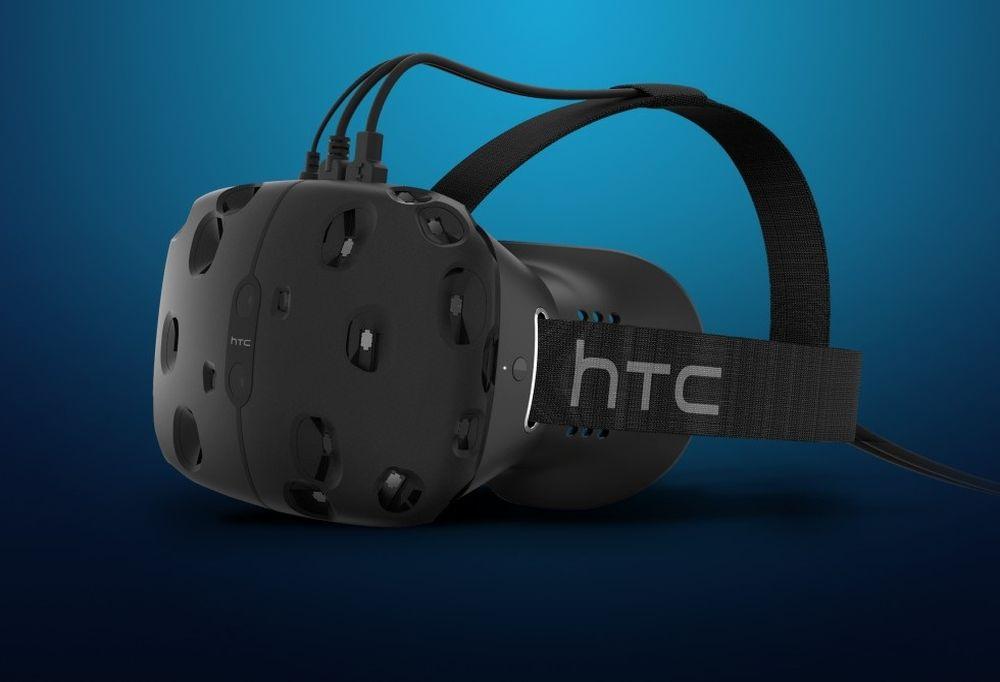 HTC Vive gogle VR
