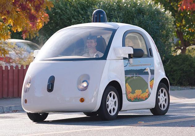 Google i bezprzewodowe ładowanie samochodów