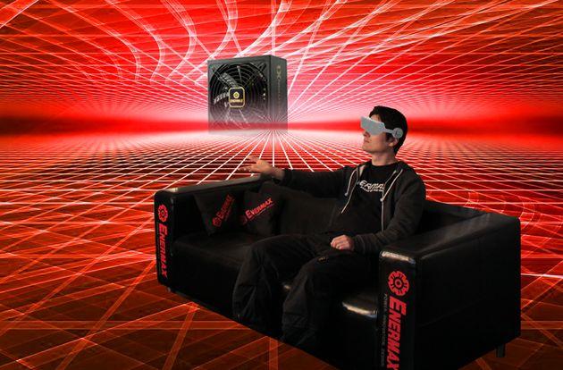Enermax Revolution VR zasilacze