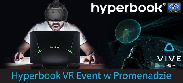 Hyperbook VR Ready Event