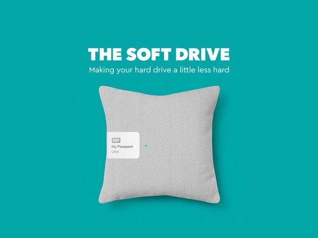WD MyPassport Ultra Soft Drive dysk przenośny