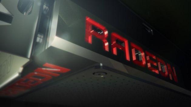 AMD Radeon karta graficzna