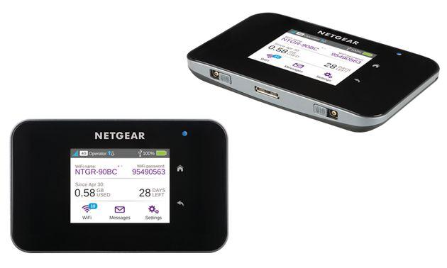 Netgear AirCard 810S mobilny router