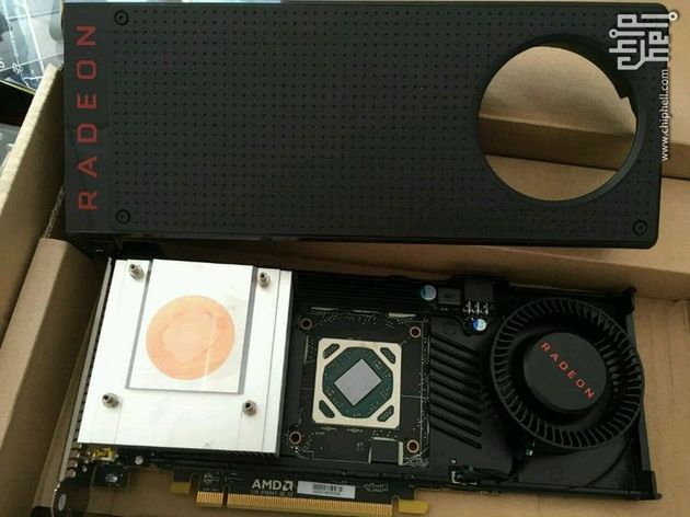 AMD Radeon RX 480 karta graficzna
