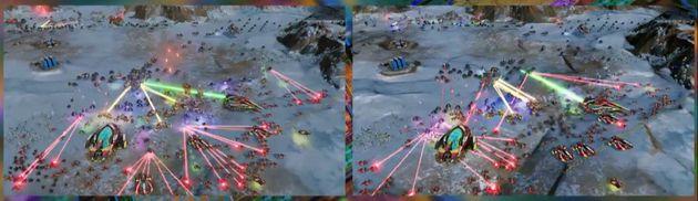 Ashes of the Singularity - jakość obrazu Radeon RX 480 vs GeForce GTX 1080
