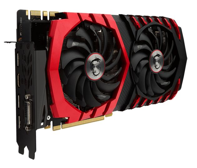 MSI GeForce GTX 1070 Game X